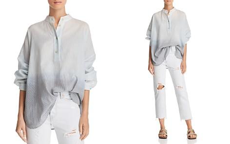 Elizabeth and James Flint Oversize Ombré Shirt - Bloomingdale's_2