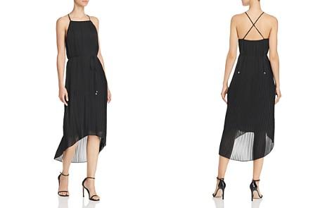 Sam Edelman Pleated High/Low Dress - Bloomingdale's_2