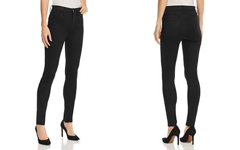 J Brand Maria High Rise Skinny Jeans in Highway - Bloomingdale's_2
