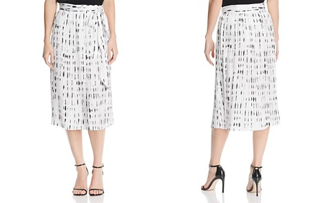 Kenneth Cole Pleated Midi Skirt - Bloomingdale's_2
