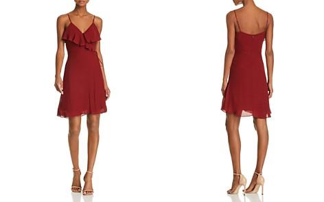 Bailey 44 Peppercorn Faux-Wrap Dress - Bloomingdale's_2