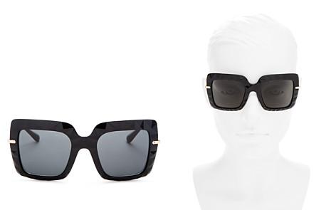 Dolce&Gabbana Women's Glam Rock Square Sunglasses, 51mm - Bloomingdale's_2
