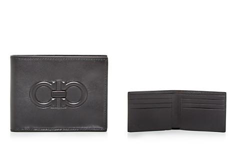 Salvatore Ferragamo Firenze Leather Bi-Fold Wallet - Bloomingdale's_2
