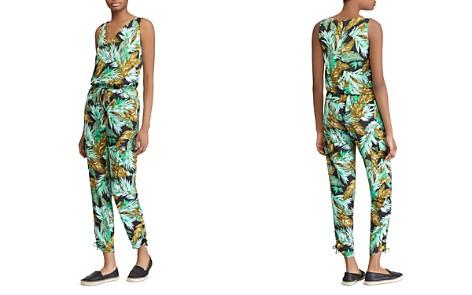 Lauren Ralph Lauren Leaf Print Jumpsuit - Bloomingdale's_2