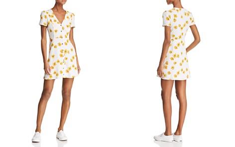 Re:Named Kate Floral Mini Dress - Bloomingdale's_2