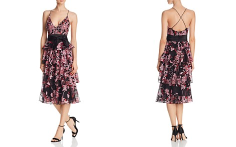 Aidan Mattox Embellished Tiered Dress - Bloomingdale's_2