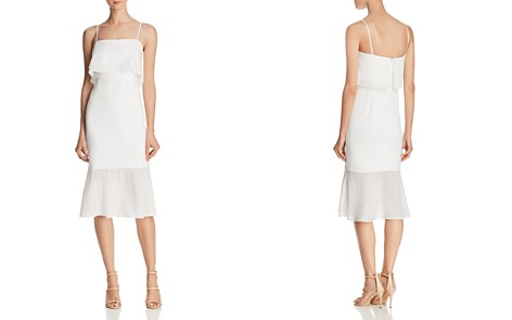Aidan by Aidan Mattox Scuba Crepe Dress - 100% Exclusive - Bloomingdale's_2