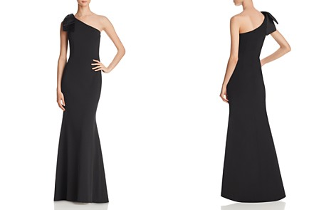 Eliza J One-Shoulder Mermaid Gown - Bloomingdale's_2