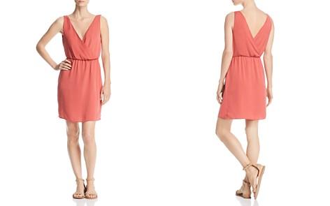 Vero Moda Dagmar Faux-Wrap Dress - Bloomingdale's_2