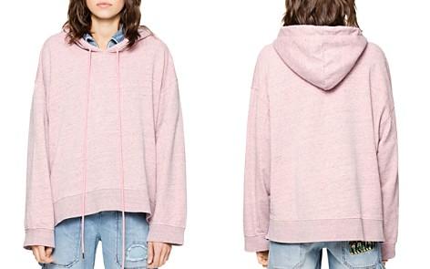 Zadig & Voltaire Akiko Oversize Sweatshirt - Bloomingdale's_2