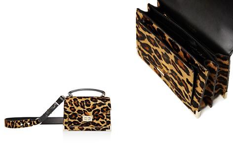 The Kooples Emily Mini Faux-Fur Leopard Print Crossbody - Bloomingdale's_2
