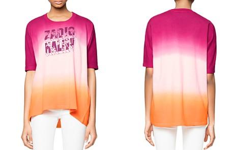 Zadig & Voltaire Portland Malibu Short-Sleeve Sweatshirt - Bloomingdale's_2