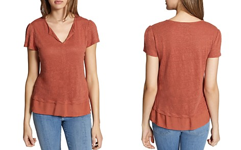 Sanctuary City Mix Layered-Look Tee - Bloomingdale's_2