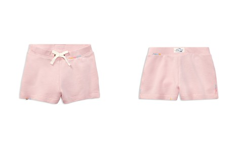 Polo Ralph Lauren Girls' French Terry Shorts - Little Kid - Bloomingdale's_2