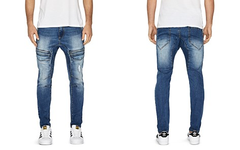 NXP Hurricane Slim Fit Jeans in Lincoln Blue - Bloomingdale's_2