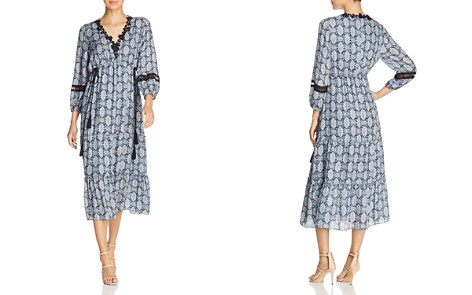 Kobi Halperin Nichole Silk Midi Dress - Bloomingdale's_2