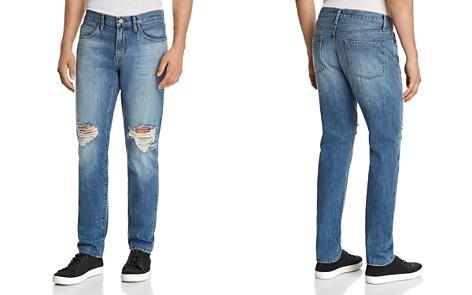 J Brand Tyler Slim Fit Jeans in Cepheus - Bloomingdale's_2