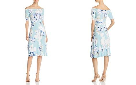 Yumi Kim Skip A Beat Floral-Print Off-the-Shoulder Dress - Bloomingdale's_2