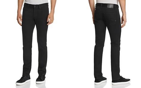 BOSS Delaware Comfort Stretch Slim Fit Jeans in Black - Bloomingdale's_2