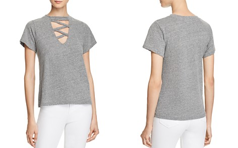 LNA Orion Strappy Tee - Bloomingdale's_2
