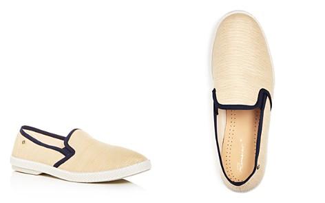 Rivieras Men's Montecristi Raffia Slip-On Sneakers - Bloomingdale's_2