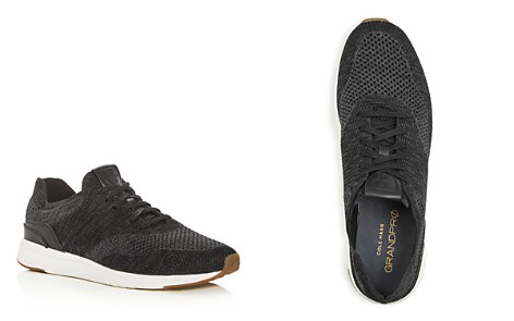 Cole Haan Men's Grandpro Stitchlite Knit Lace Up Sneakers - Bloomingdale's_2