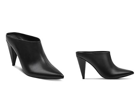 Marc Fisher LTD. Women's Harlie Leather High-Heel Mules - Bloomingdale's_2