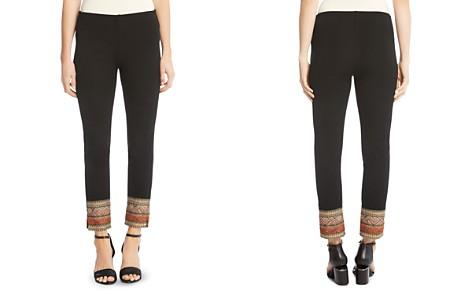 Karen Kane Piper Ribbon Cuff Skinny Pants - Bloomingdale's_2