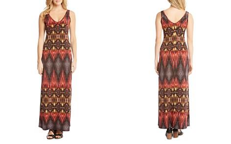 Karen Kane Ikat Maxi Dress - Bloomingdale's_2