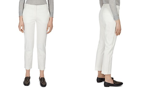 Gerard Darel Molly Cropped Tapered Pants - Bloomingdale's_2