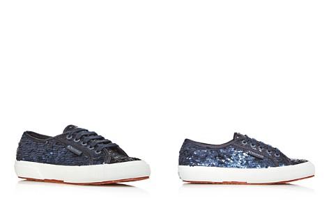 Superga Women's Sequined Sneakers - 100% Exclusive - Bloomingdale's_2