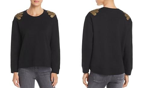 Kenneth Cole Embellished Sweatshirt - Bloomingdale's_2
