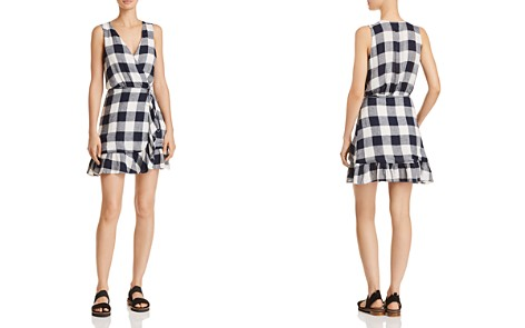 Rails Madison Gingham Wrap Dress - Bloomingdale's_2