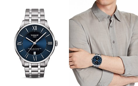 Tissot Chemin Des Tourelles Watch, 42mm - Bloomingdale's_2