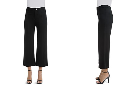 Lyssé Jackie Cropped Wide-Leg Pants - Bloomingdale's_2