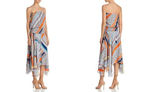 Ramy Brook Strapless Silk Dress - Bloomingdale's_2