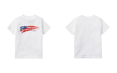 Polo Ralph Lauren Boys' Jersey Flag Tee - Little Kid - Bloomingdale's_2