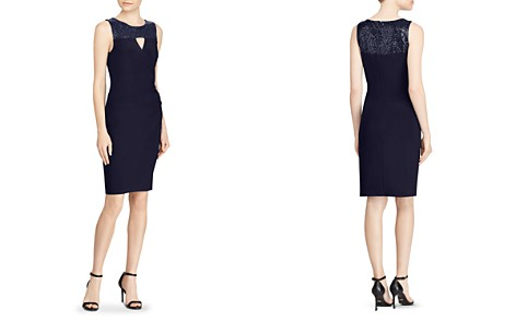 Lauren Ralph Lauren Sequined Jersey Dress - Bloomingdale's_2