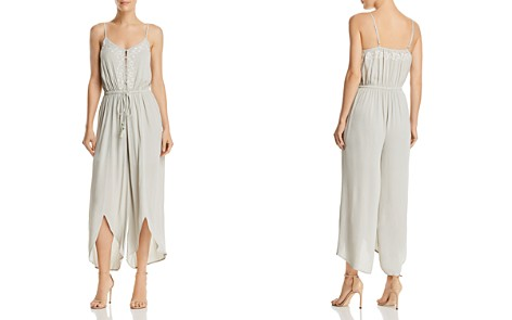 Lost + Wander Athena Embroidered Drawstring Jumpsuit - Bloomingdale's_2