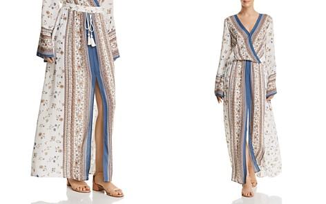 Lost + Wander Tulum Printed Slit Maxi Skirt - Bloomingdale's_2