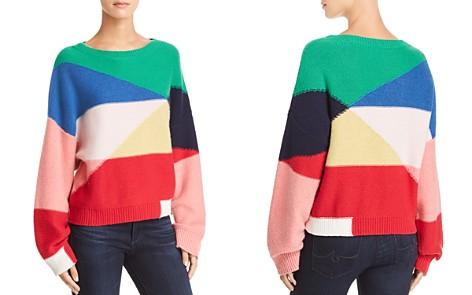 Joie Megu Color-Block Sweater - Bloomingdale's_2