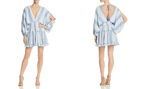 MISA Los Angeles Caterina Split-Sleeve Dress - Bloomingdale's_2
