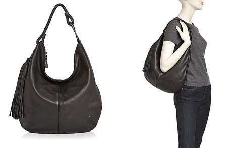 HALSTON HERITAGE Elsa Large Leather Tassel Hobo - Bloomingdale's_2