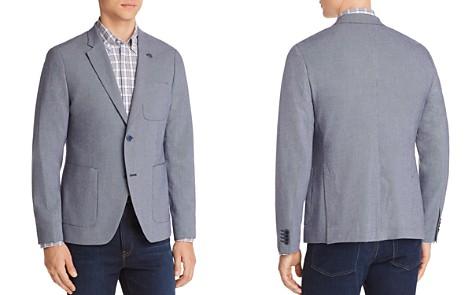 Michael Kors Micro-Houndstooth Regular Fit Blazer - 100% Exclusive - Bloomingdale's_2