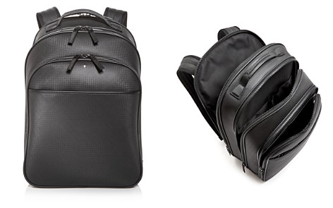 Montblanc Embossed Leather Backpack - Bloomingdale's_2