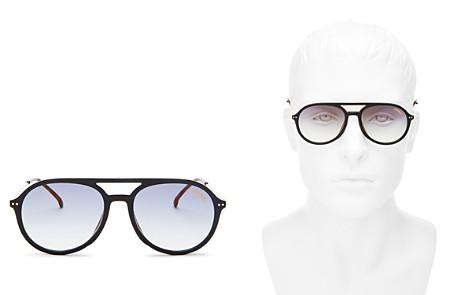 Carrera Men's Brow Bar Aviator Sunglasses, 53mm - Bloomingdale's_2