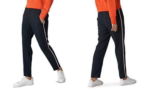 Whistles Elyse Side-Stripe Jogger Pants - Bloomingdale's_2