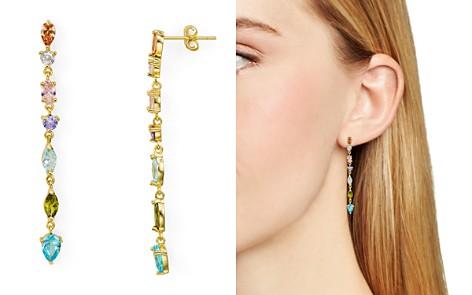 Argento Vivo Rainbow Linear Drop Earrings - Bloomingdale's_2