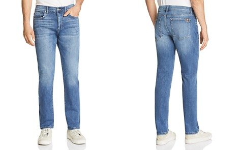 Joe's Jeans Brixton Straight Slim Fit Jeans in Zach - Bloomingdale's_2