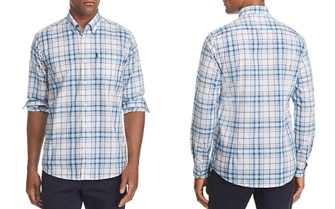 Barbour Christopher Plaid Regular Fit Button-Down Shirt - Bloomingdale's_2